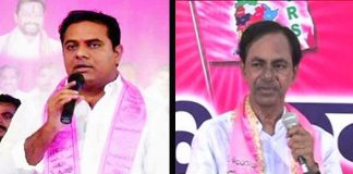 Telangana State Unofficial CM KTR In Place Of KCR