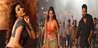 kajal agarwal says about ntr janatha garage item song