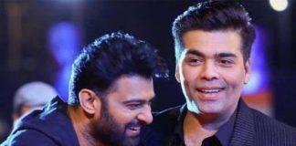 Prabhas Movie With Karan Johar