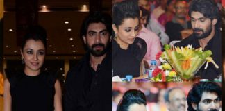 Rana And Trisha Continues Their Relation