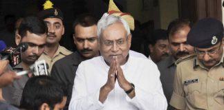 Bihar Chief Minister nithish kumar resigns to cm post