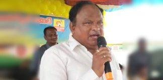 karanam balaram good bye to TDP party