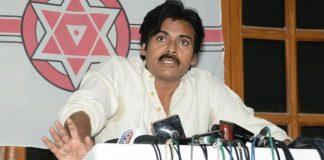 pawan kalyan comments about on janasena party funds