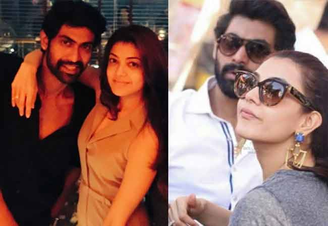 Kajal and Rana Friendship