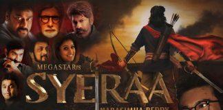 Mega Fans Are happy with Chiranjeevi Sye Raa Narasimha Reddy