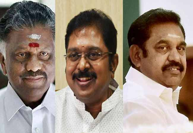 Political Disturbances in Tamilnadu