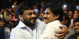 pawan kalyan meets to chiranjeevi and says birthday wishes him