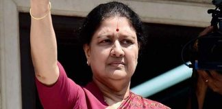 Sasikala writes to AIADMK cadre, says they can feel the love of an amma from her