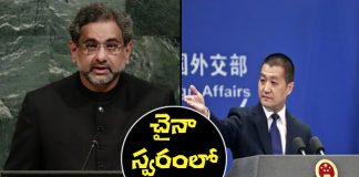 Foreign Ministry spokesman lu Kang comments on kashmir Issue in UN