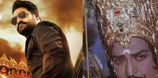 NTR Acting Skills Suits Sr NTR as Karna