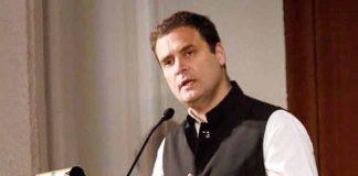 Rahul Gandhi Again Posted Wrong Posting in Twitter