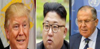 Russia says Trump and Kim Jong-un fight look like Kindergarten children war