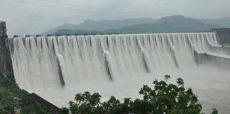 Sardar Sarovar Dam Opening