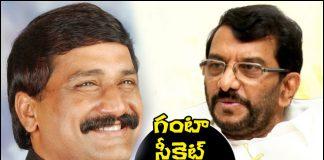 Somireddy Chandramohan reddy says secret about Ganta Srinivasa rao