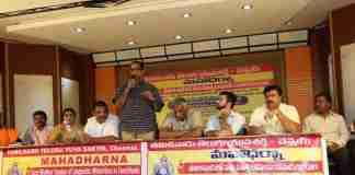 Lakshmis veeragrandham Director Insulted Lakshmi Parvathi