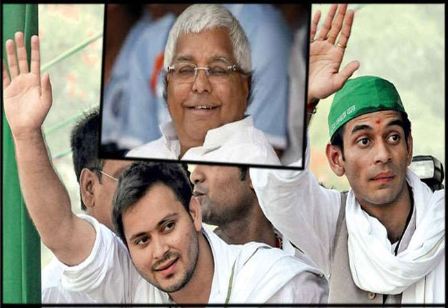 Lalu-Prasad-Yadav-sons