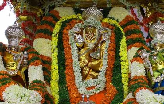Venkateswara Swamy Seva slot Release