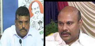 Political War Between Botsa And AP Minister Sujaya krishna Ranga Rao