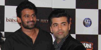 Prabhas Next Movie Offer For 150 Croes In karan johar