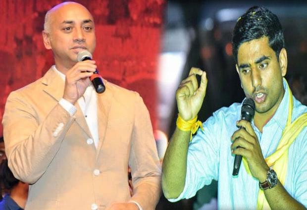 galla jayadev says against words to nara lokesh