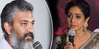 rajamouli comment on sridevi to demand sivagami character in bahubali