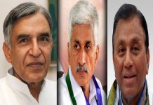Bansal question to ysrcp mp's about on ap special status