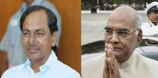 CM KCR Supports To NDA Presidential Candidate Ram Nath Kovind