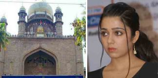 Charmi File Petition In High Court Against Sit Officers In Drugs Case