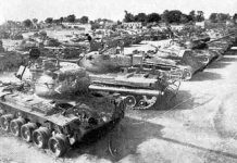 China Forgetting Patton War Tanks Destruction By Indian Army