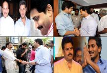 Jagan Plans to do bring Tollywood star heros in YSRCP party