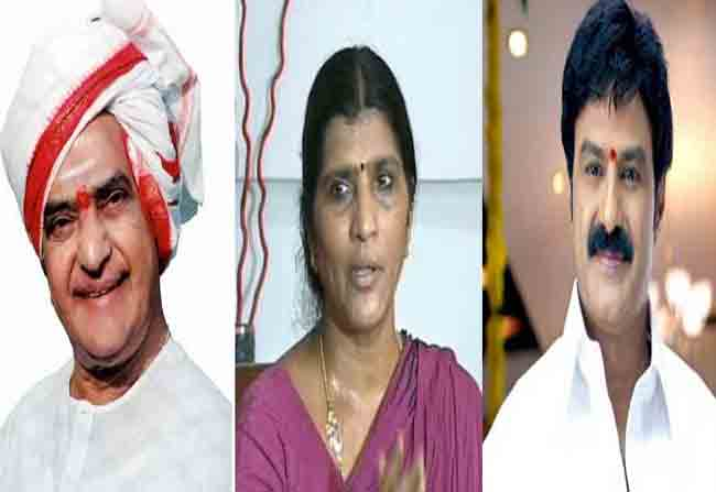 Lakshmi Parvathi Comments On Ntr Biopic