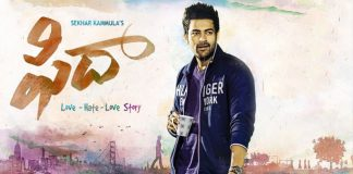 Mega Hero Varun Tej is unsatisfied with Fida Success