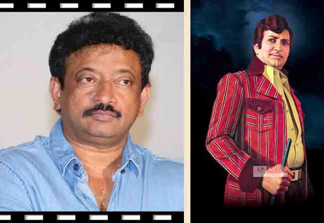 Ram Gopal Varma Decided To Make A Film Based On NTR's Biography