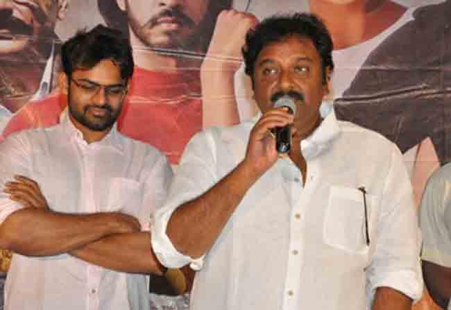 Sai Dharam Tej and VV Vinayak new film to start soon