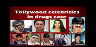 Tollywood celebrities interrogation dates about on Drugs