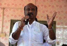 Ayyanna patrudu submits evidence to SIT on Visakhapatnam land scam