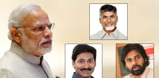 bjp play triangle politics with YSRCP TDP and Janasena in andhra pradesh