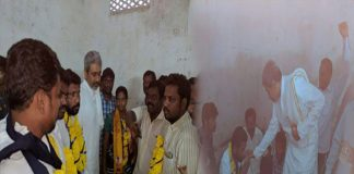chalasani srinivas comments about on garagaparru village caste fighting