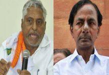 congress senior leader jeevan reddy about CM KCR,