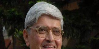 gopala krishna gandhi as vice president