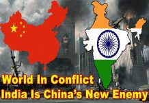 india china border war