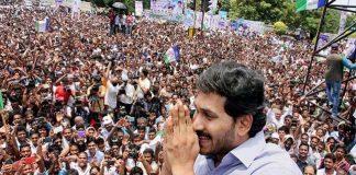 in future politics jagan is going to padayatra