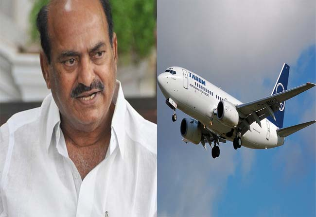 jc in airplane issues at high court