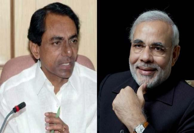 narendra modi and kcr too closed in politics