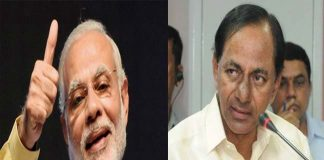The media is being controlled by Modi and KCR