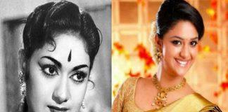 keerthi suresh clarity about mahanati savitri role