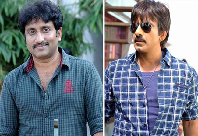 mass maha raja ravi teja next film with sreenu vaitla