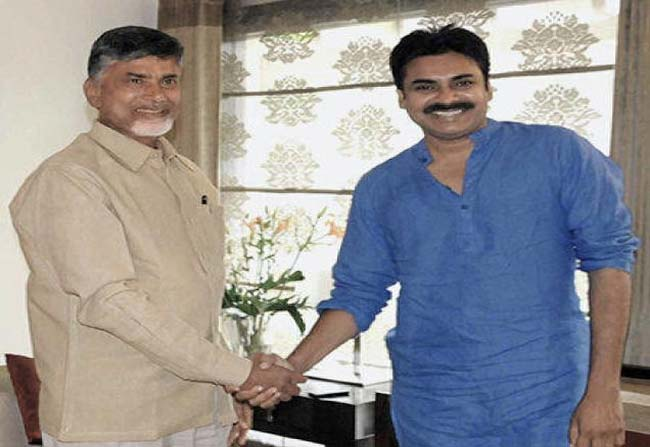 Pawan kalyan and Chandrababu Naidu to meet over Uddanam crisis