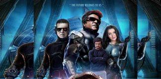 Rajini kanth 2.0 movie up dates
