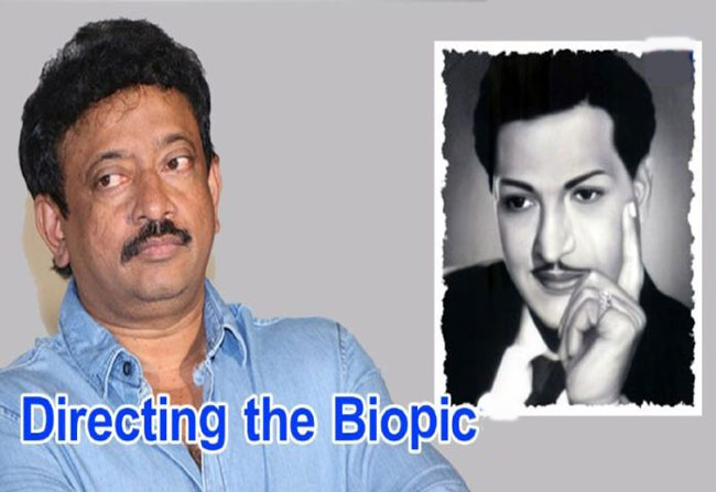 ram gopal varma statement about on NTR biopic